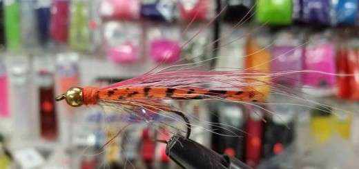 Friday Night Flies - JIC Streamer