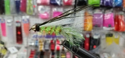 Friday Night Flies - SSG Bucktail Fly