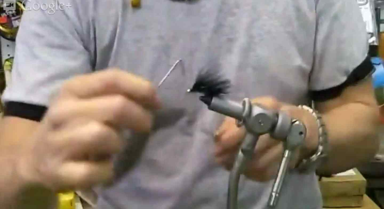 Friday Night Flies - Black Bead Head Leech