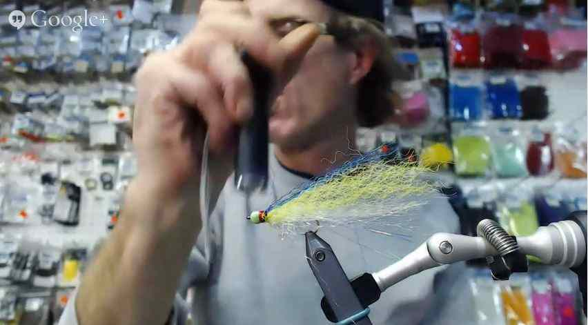Friday Night Flies - Super Hair Streamer