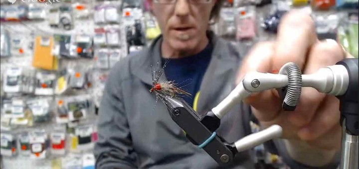 Friday Night Flies - Red Soft Hackle-
