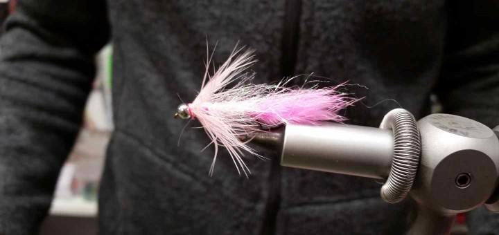 Friday Night Flies – Cutthroat Schlappen Minnow