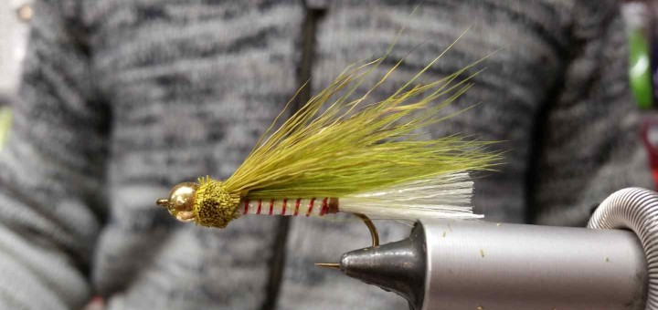 Friday Night Flies – Jack Pine Muddler