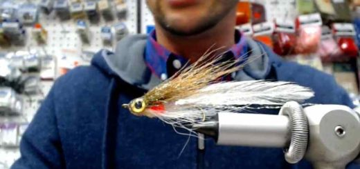 Friday Night Flies - Mack Daddy Minnow