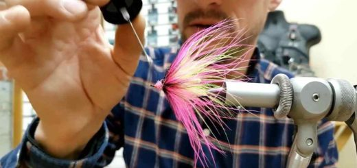 Friday Night Flies - Superfly shop floor fly