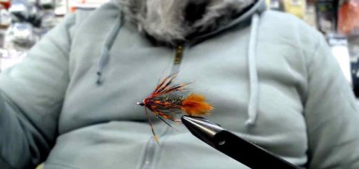 Friday Night Flies - FNF Carey Special