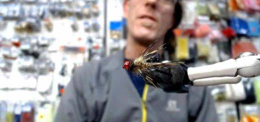 Friday Night Flies - GPT Jig Fly