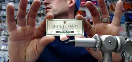 Friday Night Flies - McFlyFoam Egg Pattern