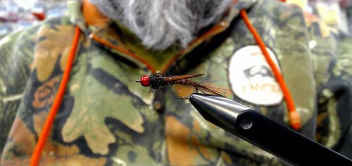 Friday Night Flies - PK Nymph