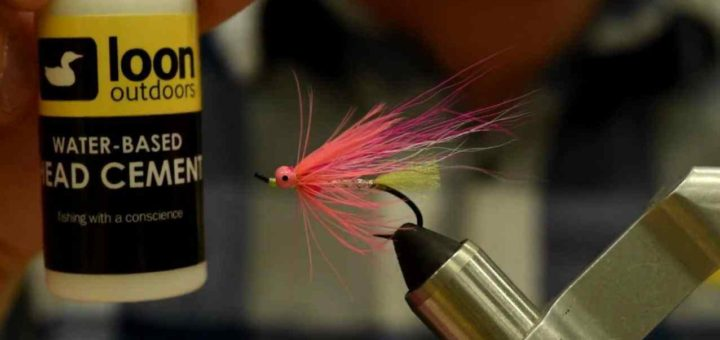 Friday Night Flies - Pink Reaper