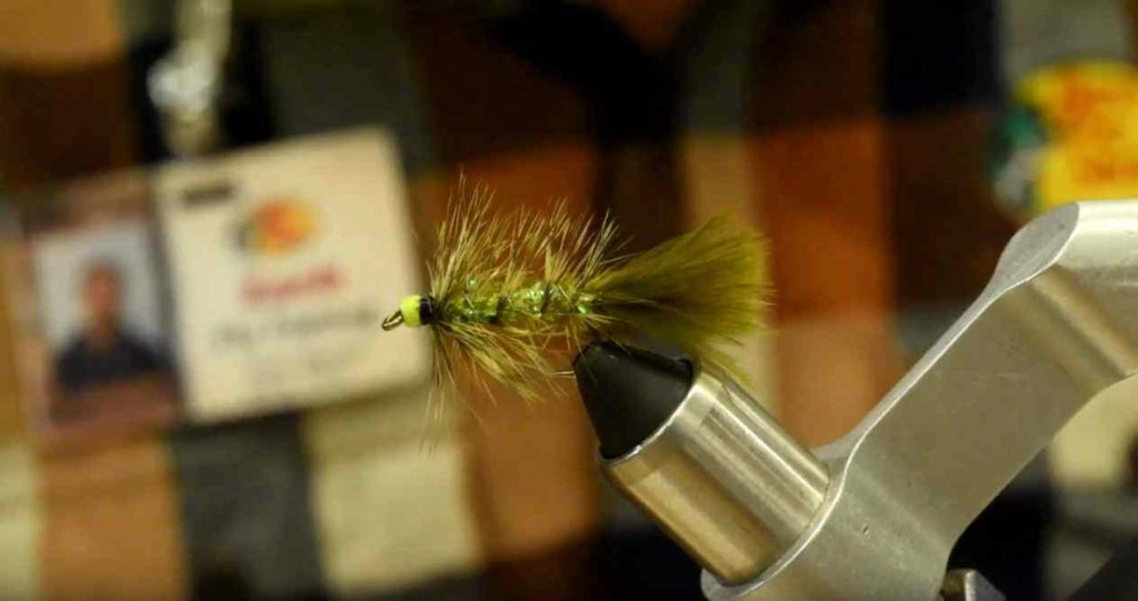 Friday Night Flies - Wooly Bugger Fly