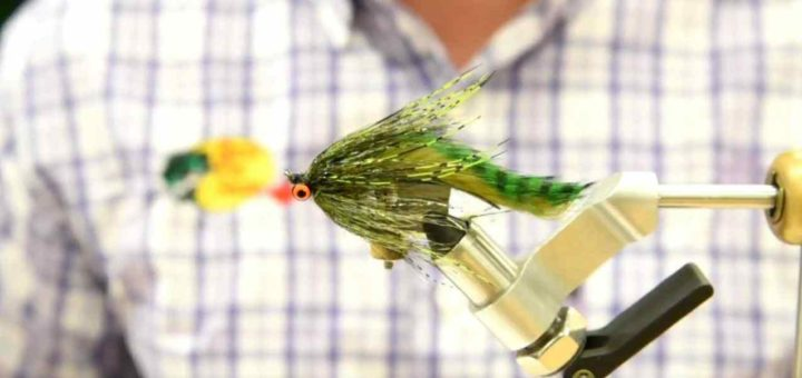 Friday Night Flies - Composite Loop Sculpin