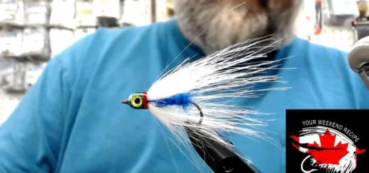 Friday Night Flies - Fish Finder Minnow