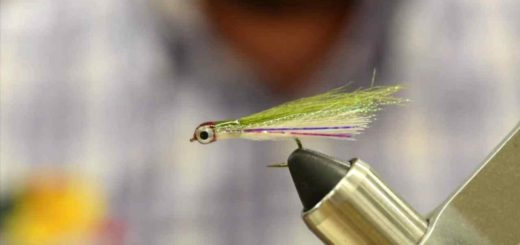 Friday Night Flies - George's Kraft and Krystal Minnow