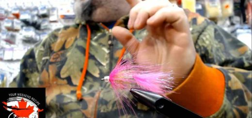Friday Night Flies - Mr Pinky Salmon Fly