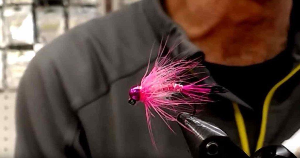 Friday Night Flies - Pink Slammer