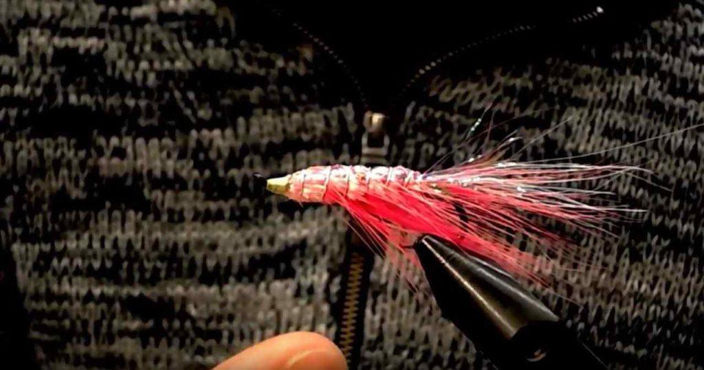 Friday Night Flies - Pinks Sparkle Shrimp