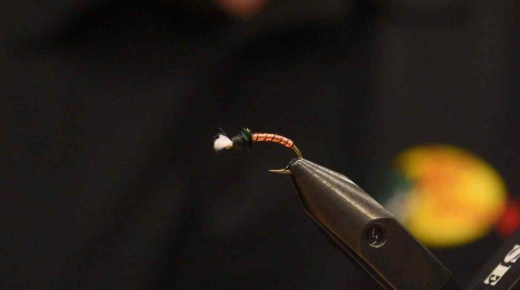 Friday Night Flies - Copper Top Chironomid