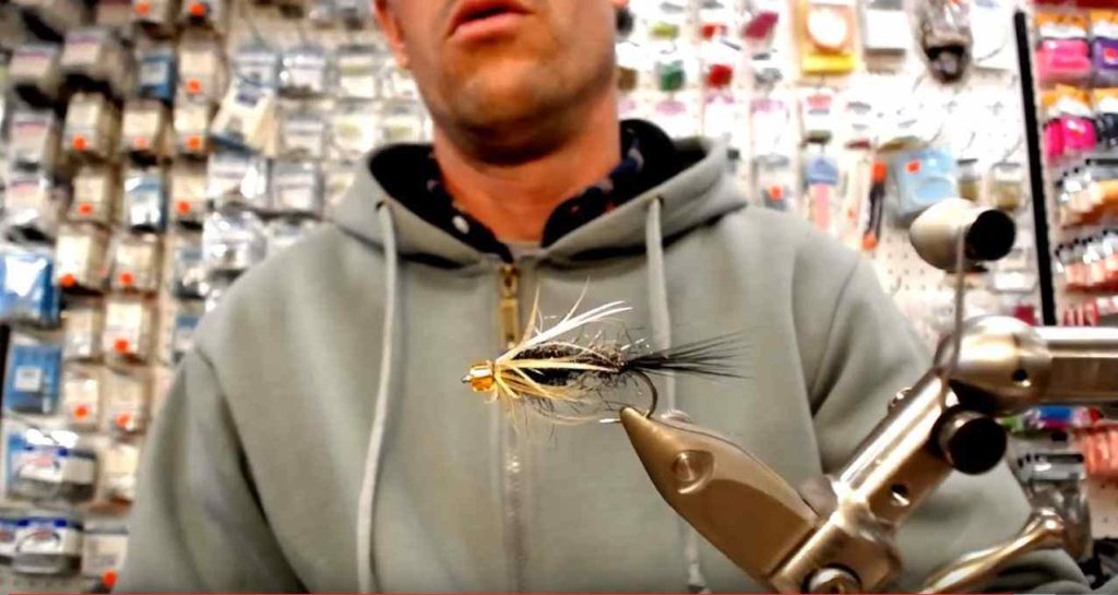 Friday Night Flies - Princeish Nymph