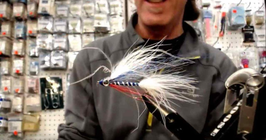 Friday Night Flies - Spratley Minnow
