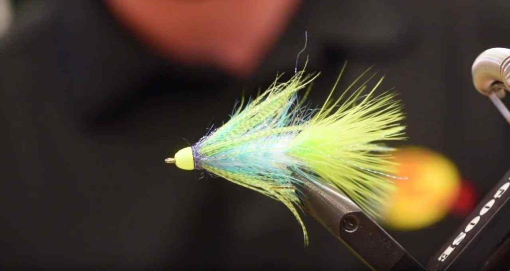 Friday Night Flies - Chinook Moto Minnow