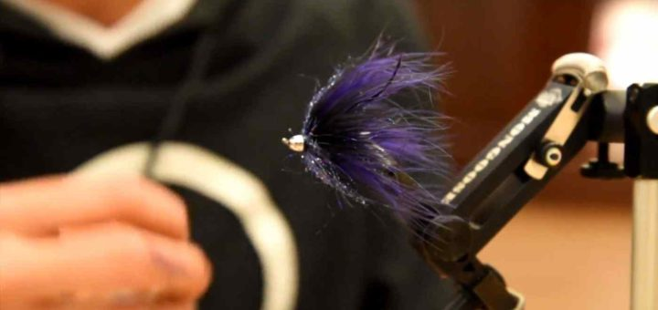 Friday Night Flies - Brendan's Easy Steelhead Fly