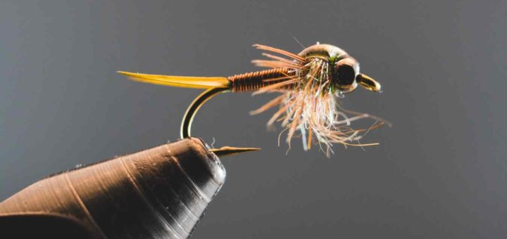 Friday Night Flies - Olive Copper John