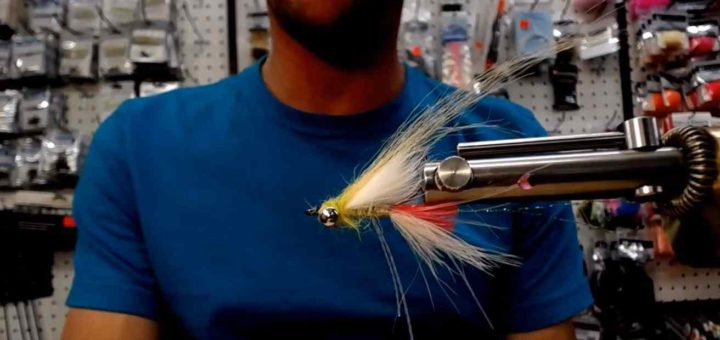 Friday Night Flies - Peterson Spawning Shrimp