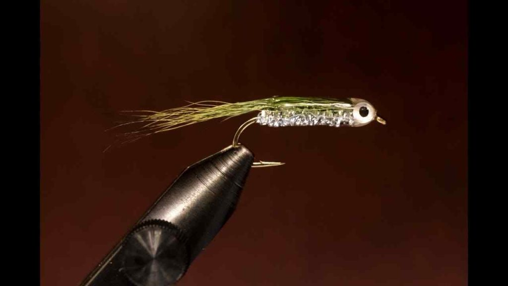 Friday Night Flies - Bucktail Minnow
