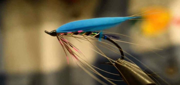 Friday Night Flies - Electric Spey