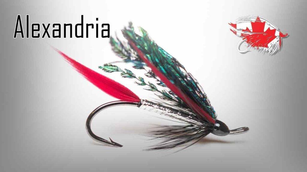 Friday Night Flies - Alexandria Lady of the lake