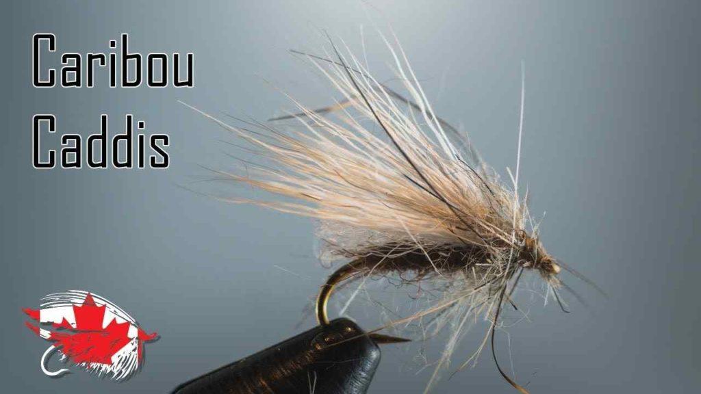 Friday Night Flies - Caribou Caddis