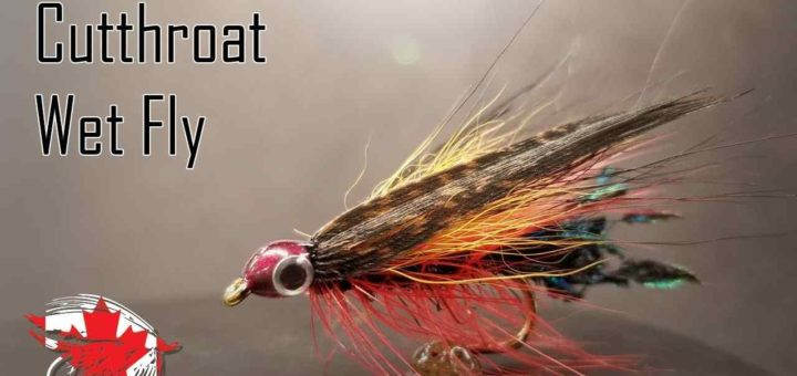 Friday Night Flies - Cutthroat Wet Fly