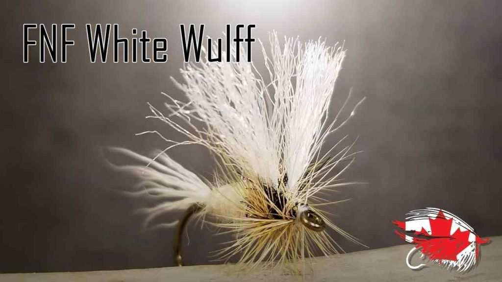 Friday Night Flies - FNF White Wulff