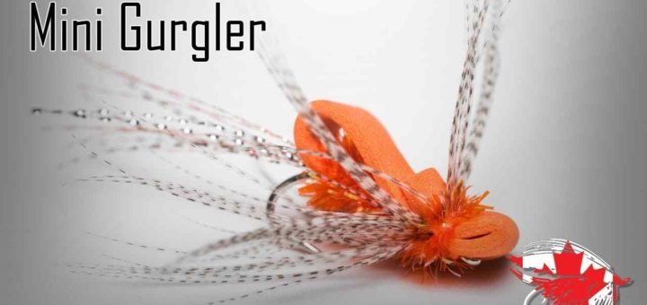 Friday Night Flies - Mini Gurgler