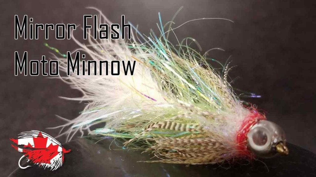 Friday Night Flies - Mirror Flash Moto Minnow