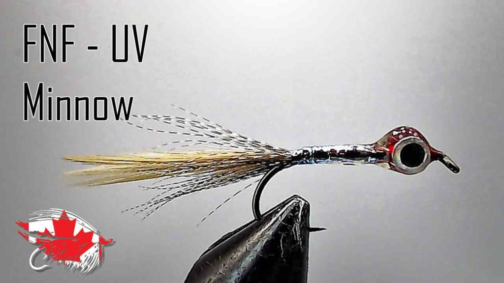 Friday Night Flies - FNF UV Minnow