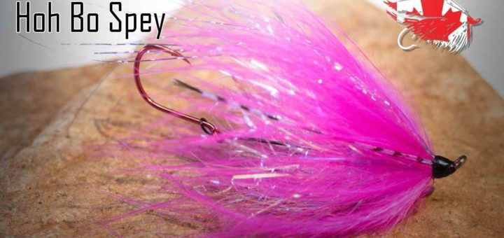 Friday Night Flies - Hoh Bo Spey