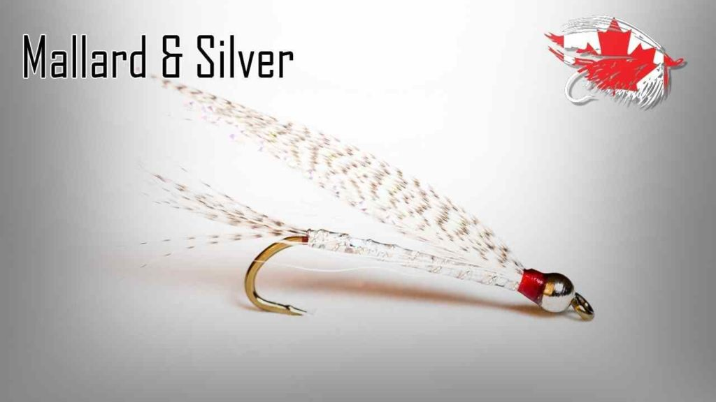 Friday Night Flies - Mallard & Silver