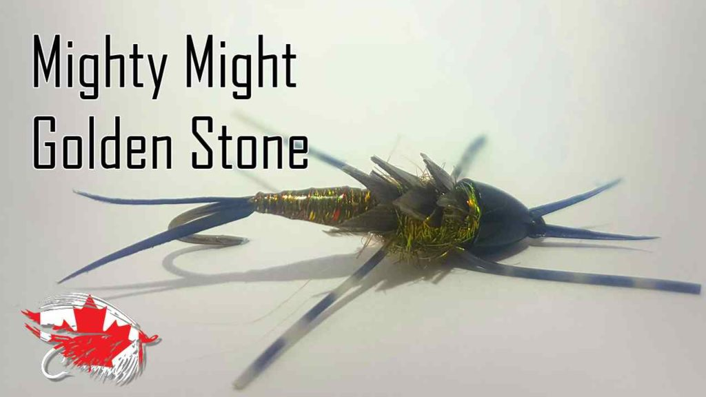 Friday Night Flies - Mighty Might Golden Stone