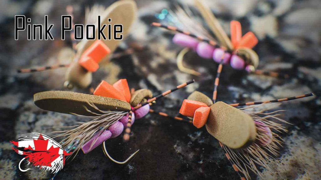 Friday Night Flies - Pink Pookie