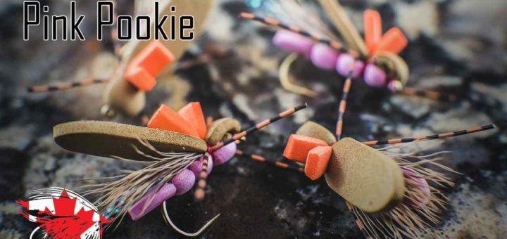 Friday Night Flies - Pink Pookie