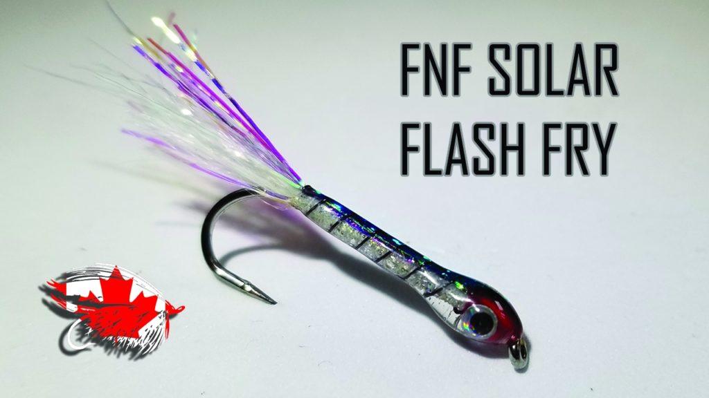 FRIDAY NIGHT FLIES - SOLAR FLASH FRY