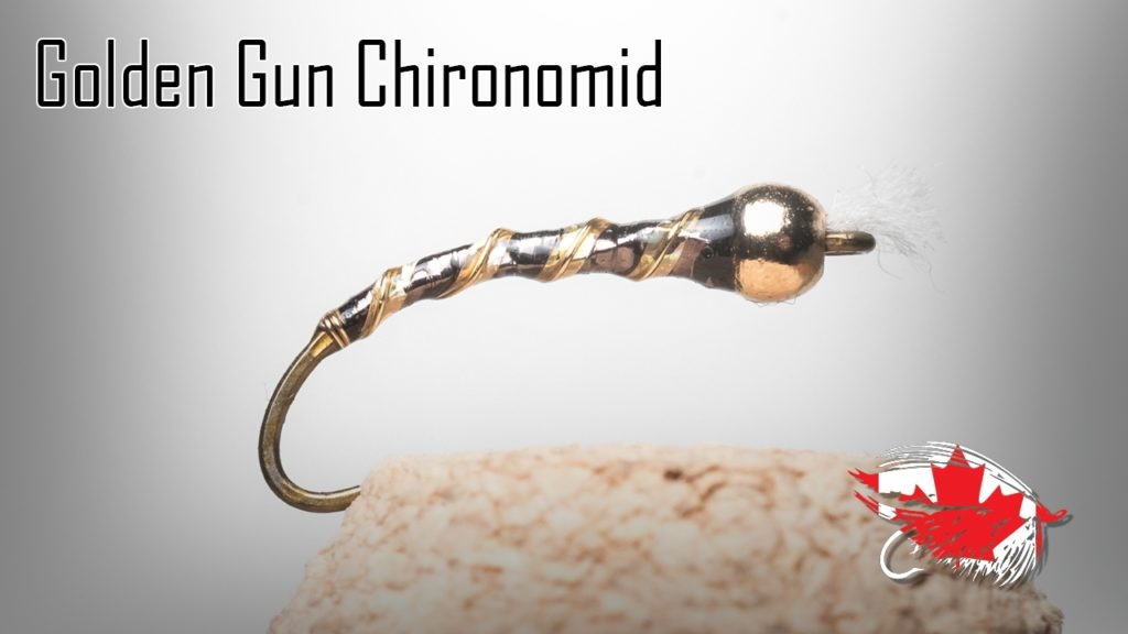 Friday Night Flies - Golden Gun Chironomid-1
