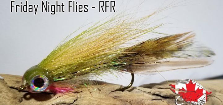 Friday Night Flies - RFR