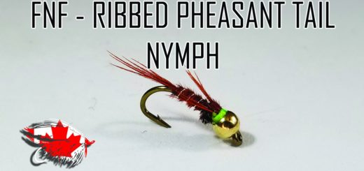 Friday Night Flies - Ribbed Pheasant Tail Nymph