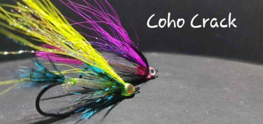 Friday Night Flies - Coho Crack