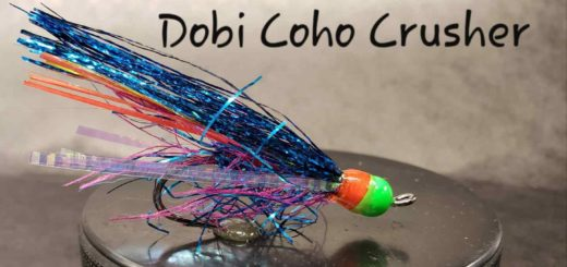 Friday Night Flies - Dobi Coho Crusher