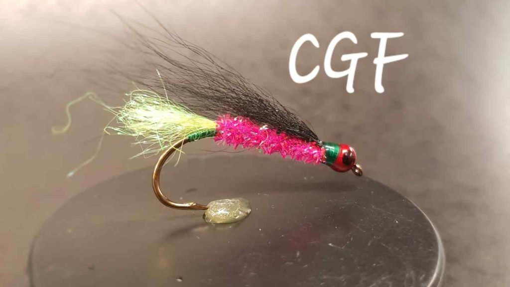 Pemberton Fish Finder - CGF