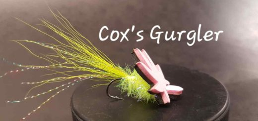 Pemberton Fish Finder - Cox Gurgler Fly